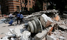 Powerful Earthquake Strikes Mexico, Killing Dozens