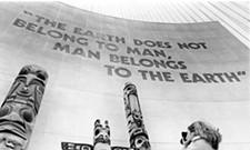 "Who Really Said ""Man Belongs to the Earth""?"