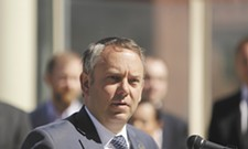 Mayor David Condon vetoes campaign finance reform; plus, minimum-wage earners get a raise