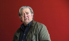 Bannon to Step Down From Breitbart Post