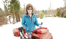 Sally Vantress-Lodato revisits her worldwide bike ride, a trip that never really ended