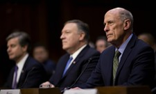 Russia Is Already at Work on the U.S. Midterms, Spy Chiefs Caution