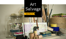 Art Salvage Spokane announces site of new store and classroom