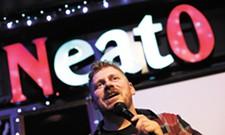 Best Local Comedian: Casey Strain