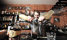 North Idaho's Best Bartender: Ryan Roberge of 315 Martinis and Tapas