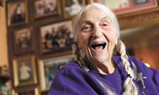 Sally Jackson's made people laugh for decades, and she finally brought her act to the stage