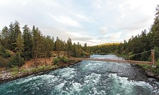 A new book reveals the Spokane River's influence on the region