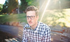 Singer-songwriter Brian Stai has found support in the Spokane music scene