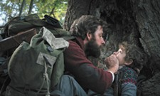 <i>A Quiet Place</i> is an unbearably tense horror movie, and it barely makes any noise