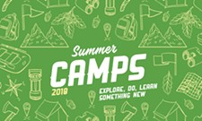 Dance Cheer and Gymnastics Camps