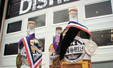 Recent awards elevate profile of North Idaho's Up North Distillery