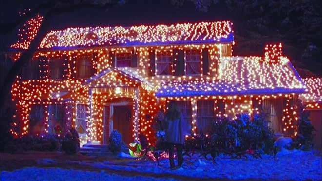 Christmas Vacation House Lights.Suds And Cinema National Lampoon S Christmas Vacation
