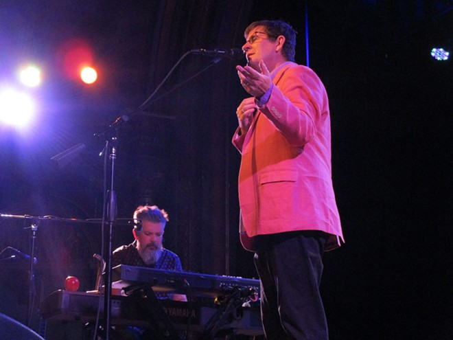 The Mountain Goats and Lydia Loveless live at Spokane's Bing Crosby Theater