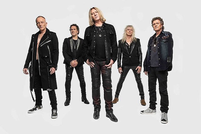 CONCERT ANNOUNCEMENT: Def Leppard and ZZ Top to co-headline Spokane Arena on Oct. 18