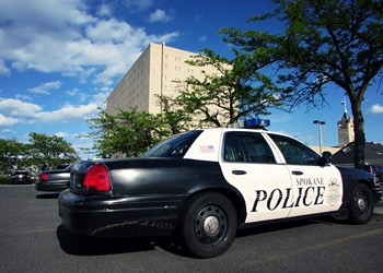 """Spokane cop reportedly tells a local professor that Muslims are """"all terrorists"""""""
