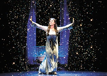 <i>Finding Neverland</i> offers magic to the audience, and its young lead actress