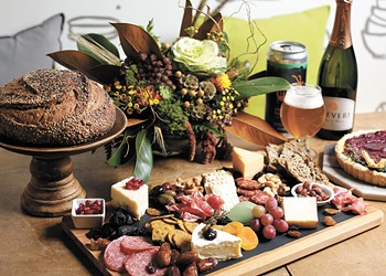Fill your holiday table with Inland Northwest-made bread, beer, cheese, charcuterie and more