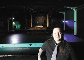 Spokane music venue the Pin gets a new owner and a fresh coat of paint