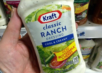 Ranch dressing for prez? Eyman charged with misdemeanor theft, and other headlines