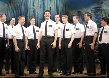 There are $25 Book of Mormon tickets up for grabs