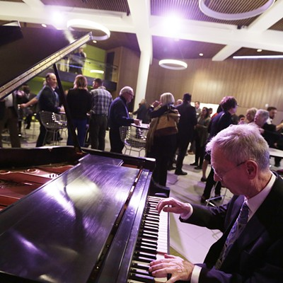 First Interstate Center for the Arts Opening