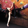 "Gonzaga's Hannah Tolson's ""two left feet"" didn't keep her from becoming a world-class climber"