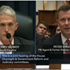 FBI agent defends actions in Russia Probe in contentious House testimony