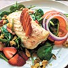 The Fainting Goat finds small town success serving fine food and wine in Wallace