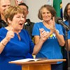 """Grizzly attacks, Lisa Brown and Co. """"overwhelm"""" opponents in fundraising and other headlines"""