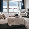 The Suite Life: A thoughtfully crafted master suite offers an oasis of calm in a busy home