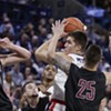 Filip Petrusev, Gonzaga's next big Big Man, bides his time