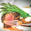Best Fine Dining, Best Steaks: Churchill's Steakhouse
