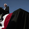 'Stop Sanders' Democrats are agonizing over his momentum