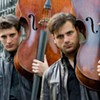 String lovers rejoice: 2Cellos announced, CdA fiddle competition and symphony opener
