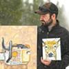 Ascending Artist: Jeff Weir