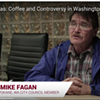 Zagat gets Mike Fagan's thoughts on Spokane's bikini baristas