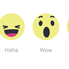 "Facebook debuts its new ""reactions"" today, including smiley emojis"
