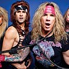 THIS WEEKEND IN MUSIC: Steel Panther, final Camorra show, Joseph, Moscow Mardi Gras and more