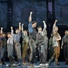 REVIEW: Disney's musical <i>Newsies</i> is an epic spectacle of dance and song