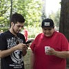 Out and about in Riverfront Park with Spokane's Pokémon Go players