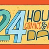 Get your draw on at the inaugural 24 Hour Comics & Art Day