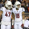 Monday Morning Place Kicker: Eags rule, 'hawks roll and Cougs playing for the Pac-12 North
