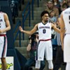 Weekend hoops: No. 1 Zags keep rolling; EWU, Idaho hanging tough in Big Sky