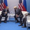 Trump Presses Putin on Russian Meddling in U.S. Election