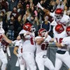 MONDAY MORNING PLACEKICKER: Eagles, Vandals storm back; Cougs roll