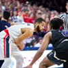 Zags looked right at home in Portland tourney