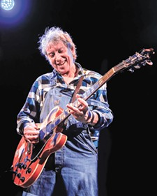 Elvin Bishop is one of this year's Pig Out headliners.