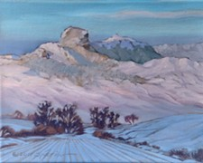 """KEN SPIERING - """"The Promise of Cold,"""" 2017"""