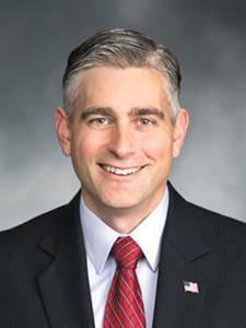 State Sen. Michael Baumgartner wants to be Spokane County's next treasurer.