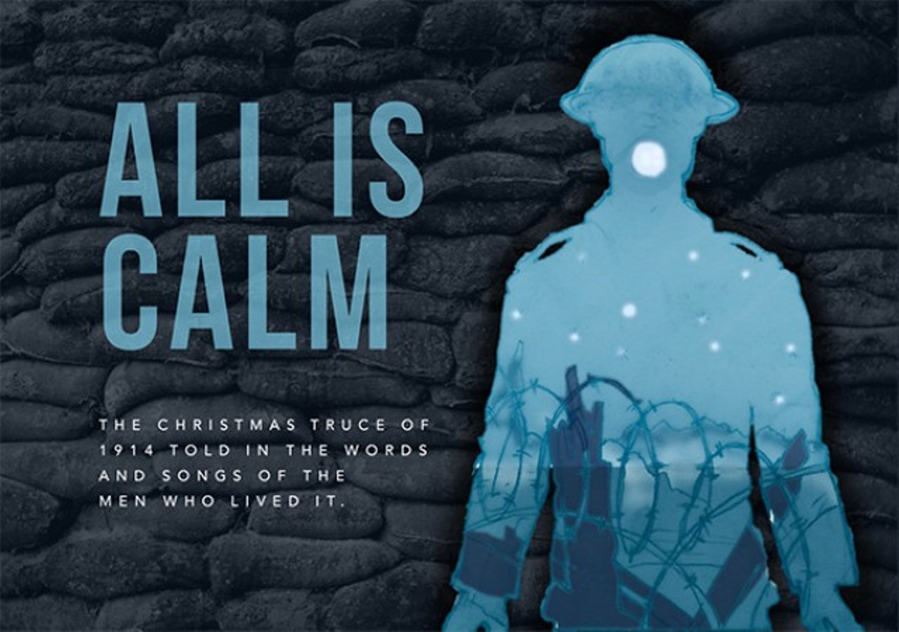 all is calm bing crosby theater theater fall arts